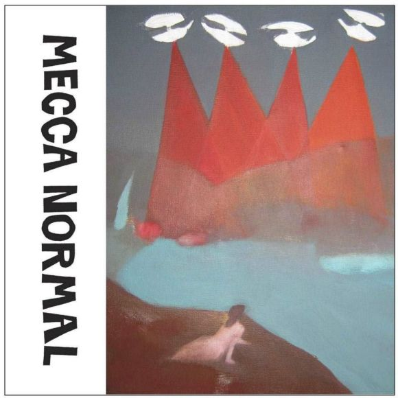 "7"" vinyl on K Records, cover art by Jean Smith, 2011"