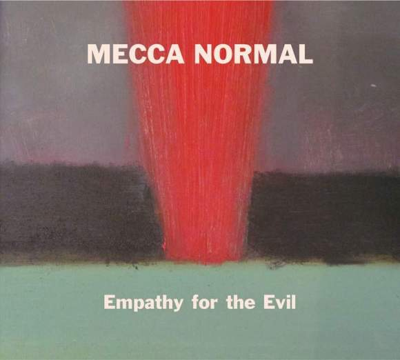 Mecca Normal, Empathy for the Evil, CD cover art, M'lady's Records - Copy
