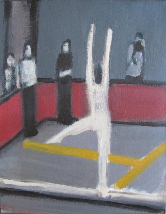 Gymnast #2 800 ed
