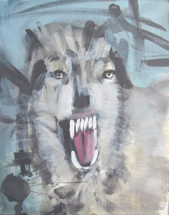 Wolf #2 800