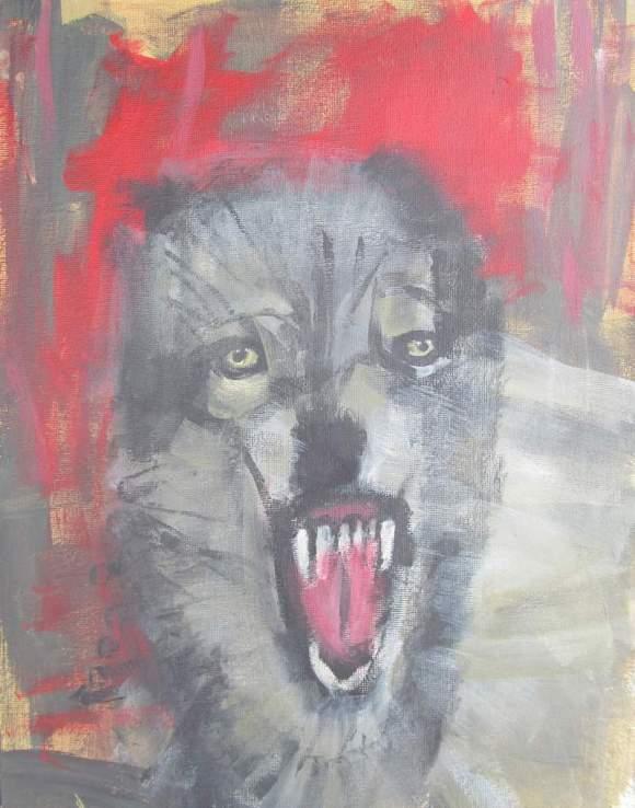 Wolf #3 800