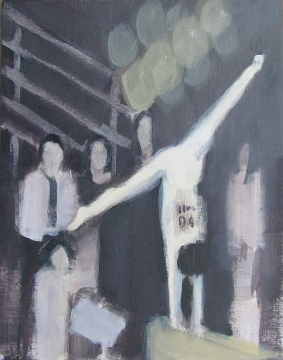 Gymnast 800