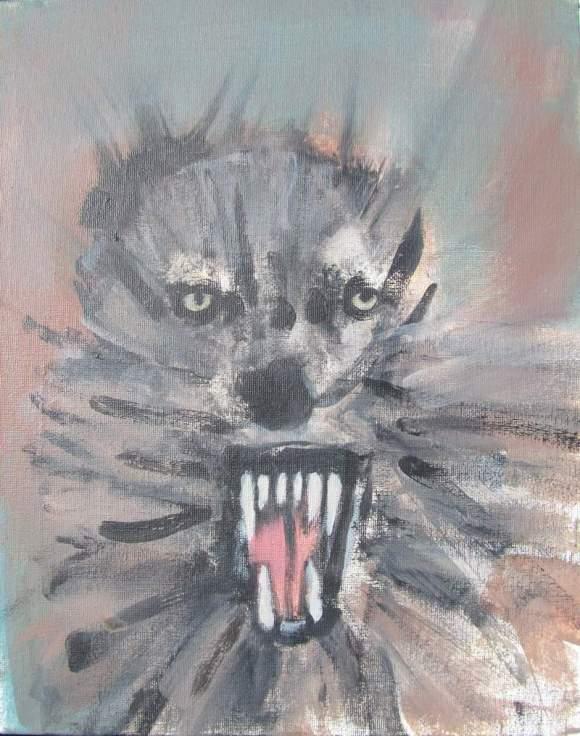 Wolf #4 800