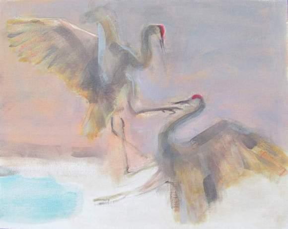 sandhill cranes 800