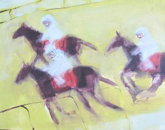 Horse Race 800