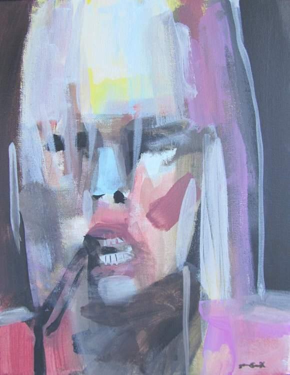 Angry Woman #10 800