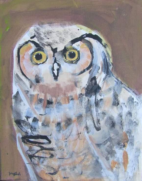 Owl #2 800