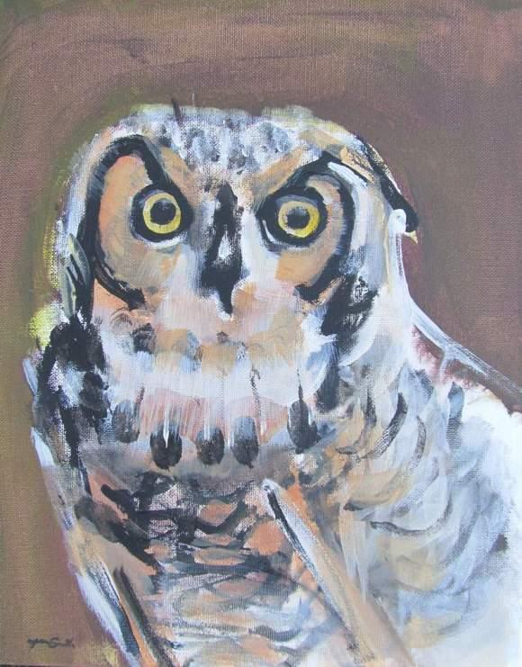 Owl #3 800