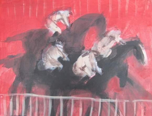 Horse Race #2 800