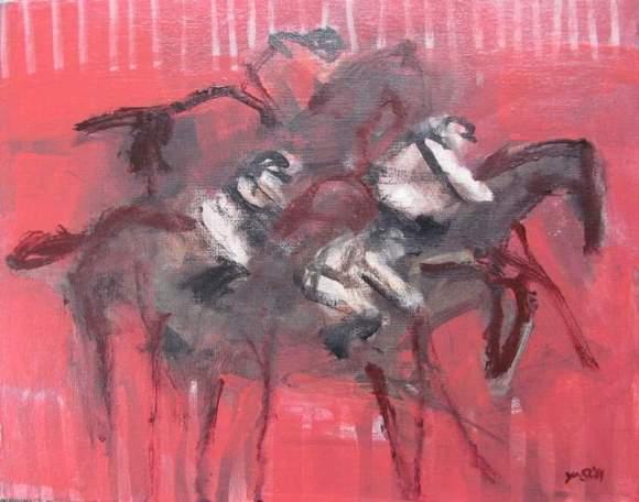 Horse Race #3 800