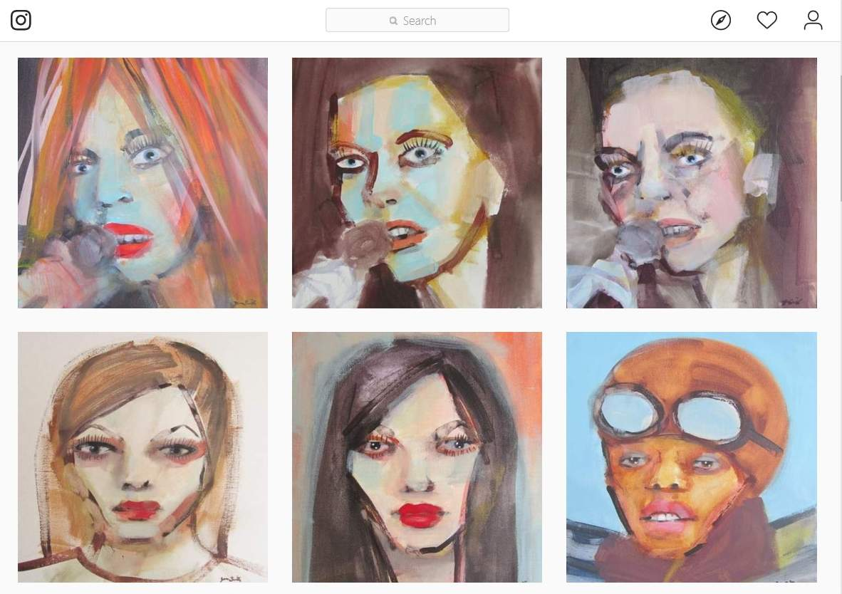 $100 paintings for sale online