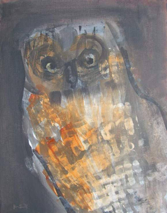 Owl #4 800