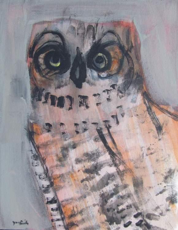 Owl #5 800