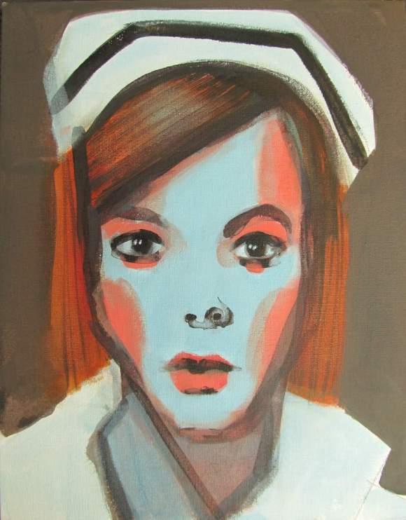 Nurse #21 800